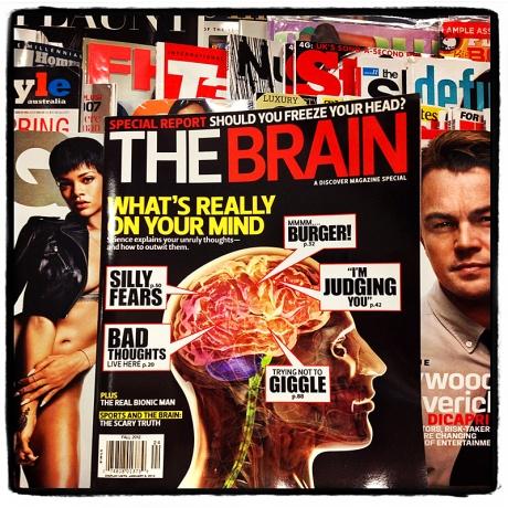 Controlling the Brain Blog iDiarist