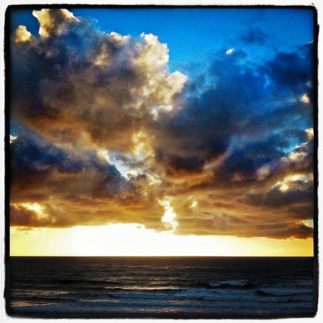 Carlsbad Seascape #3 Blog iDiarist