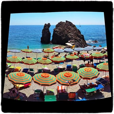 Chinque Terre Beach Blog iDiarist