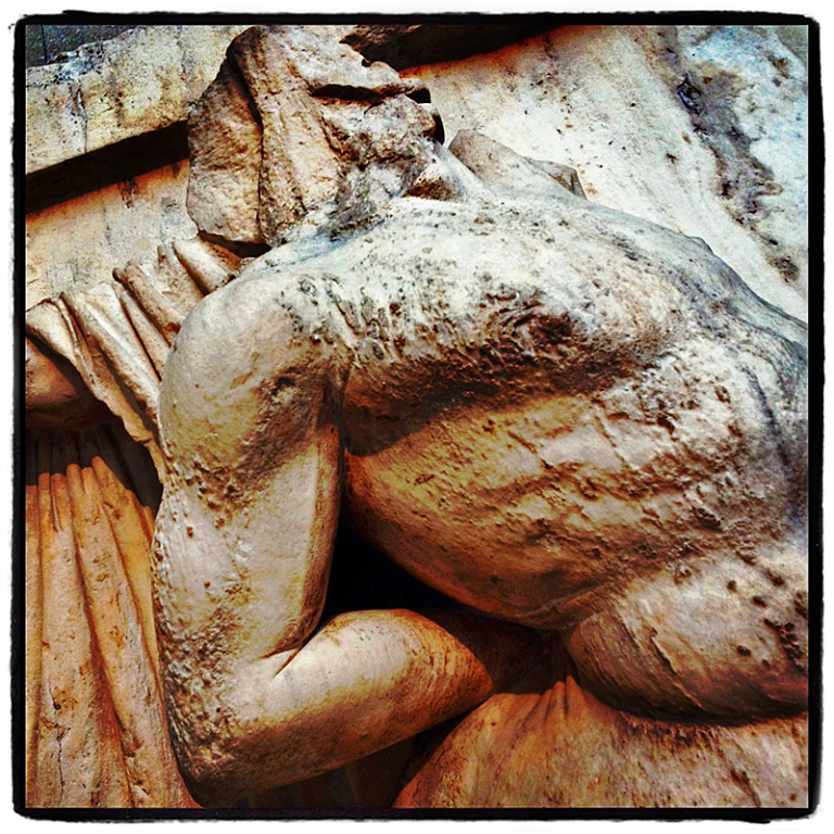Elgin Marbles #2 Blog IDiarist
