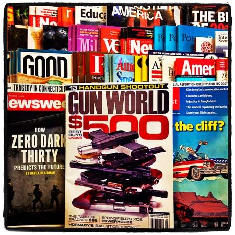 Gun Magazine Blog iDiarist