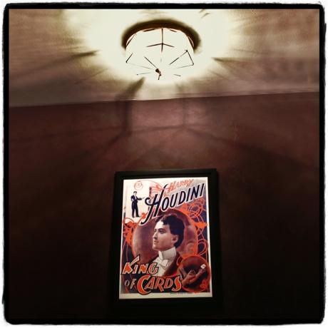 Houdini Blog iDiarist