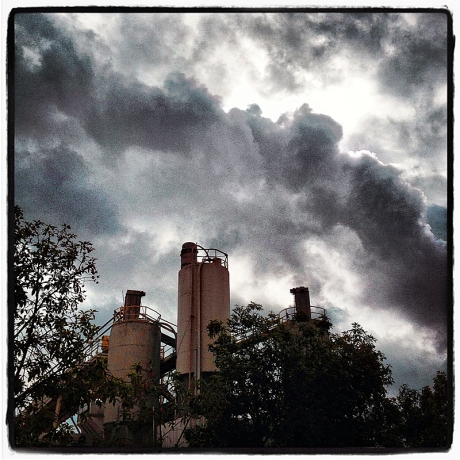 LA Sky Blog iDiarist