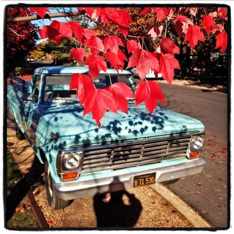 Light Blue Truck Blog iDiarist