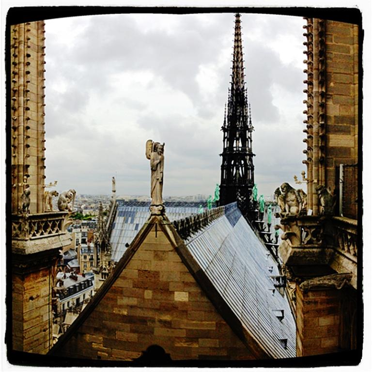 Notre Dame #2 Blog iDiarist