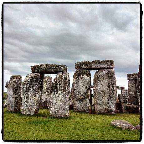 Stonehenge V2 Blog iDiarist