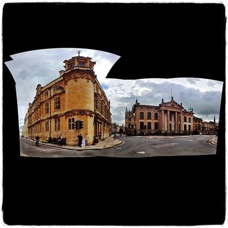 Oxford Blog iDiarist