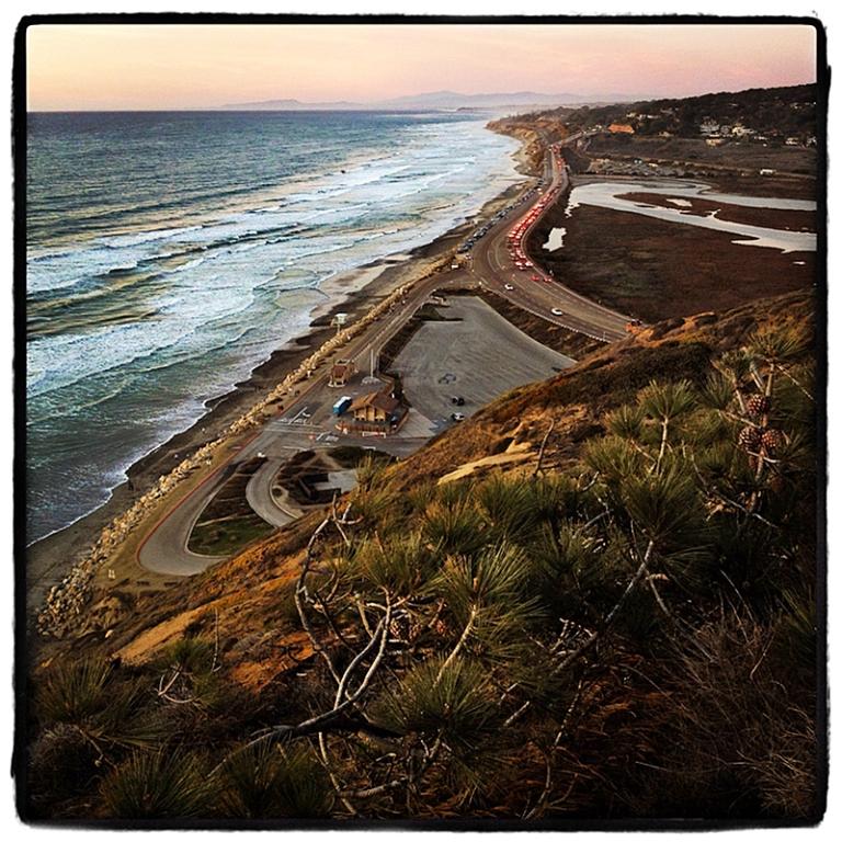 Torrey Pines State Beach Blog iDiarist
