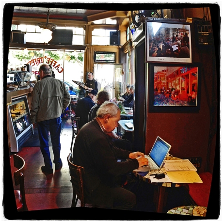 Caffee Trieste Blog iDiarist