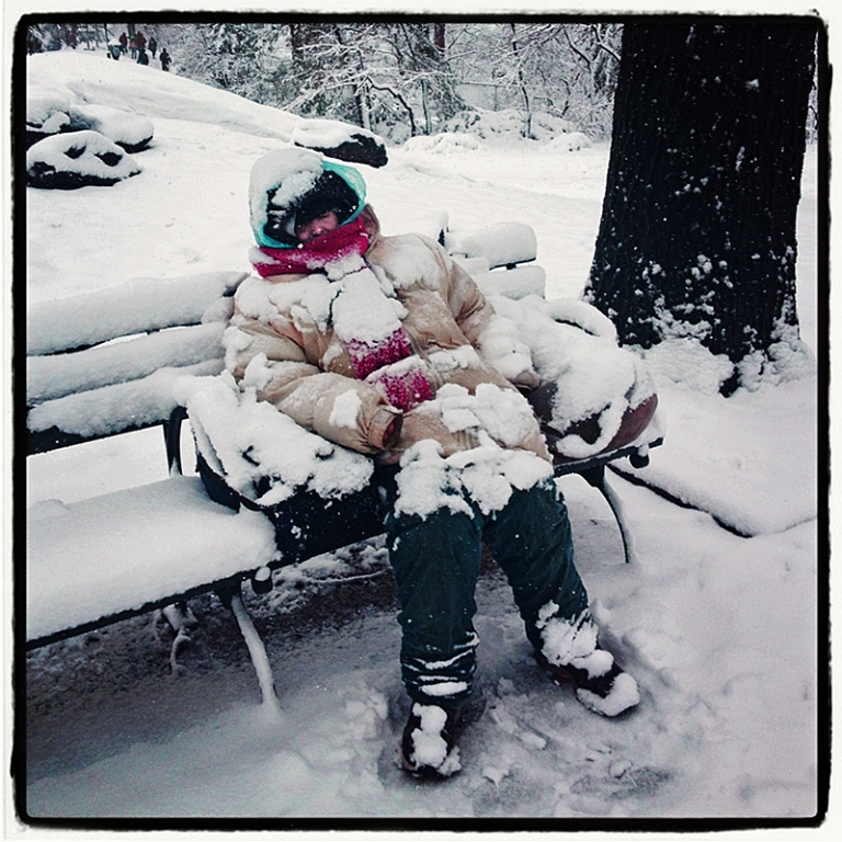 Abominable Snowman Blog iDiarist