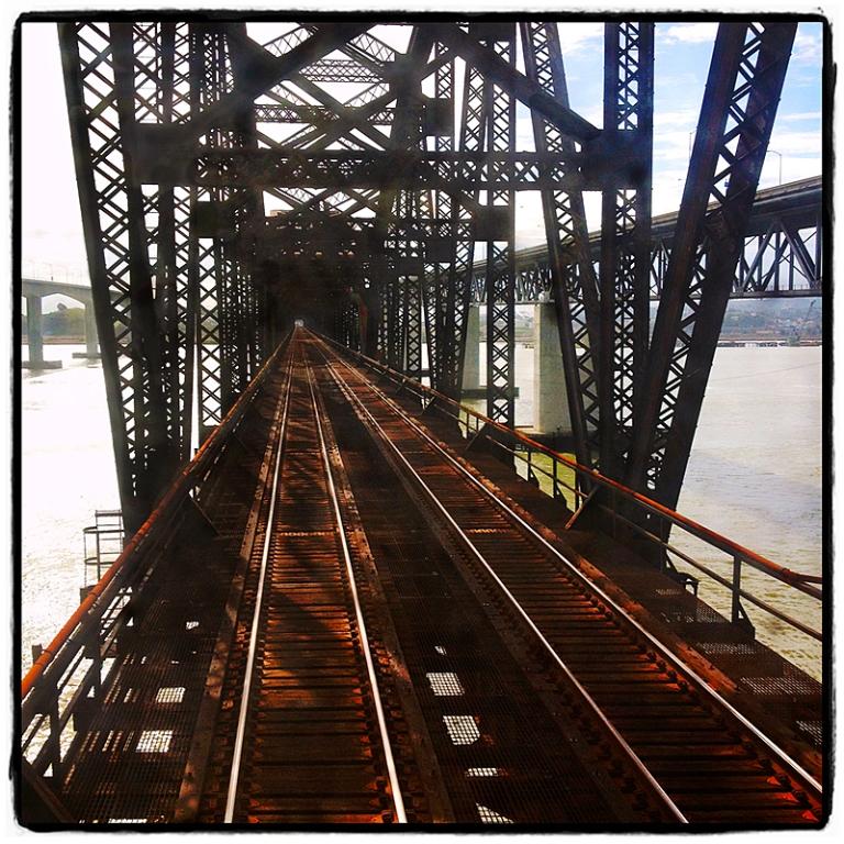 Benecia Bridge Blog iDiarist
