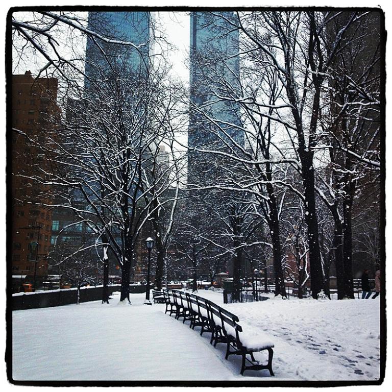 Central Park #1 Blog iDiarist