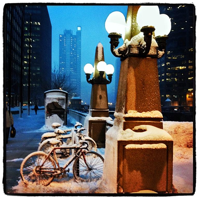 Chicago Snow Blog iDiarist