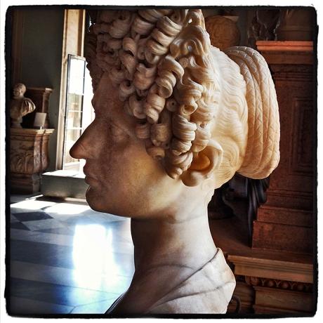 Fonseca Bust at Musei Capitolini Blog iDiarist