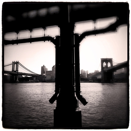 Manhattan & Brooklyn Bridges Blog iDiarist