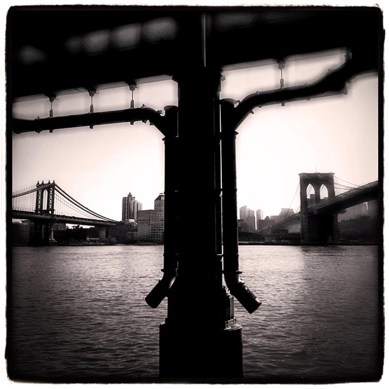 Manhattan & Brooklyn Bridges Blog iDiarist