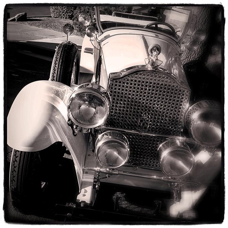 1927 Packard Roadster Blog iDiarist