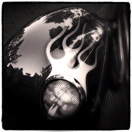 27 Ford Fender Blog iDiarist