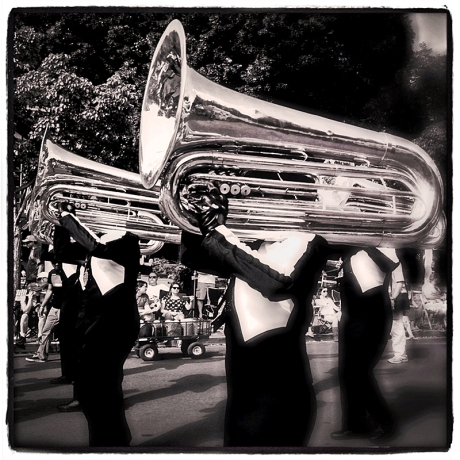 Tuba Men Blog iDiarist