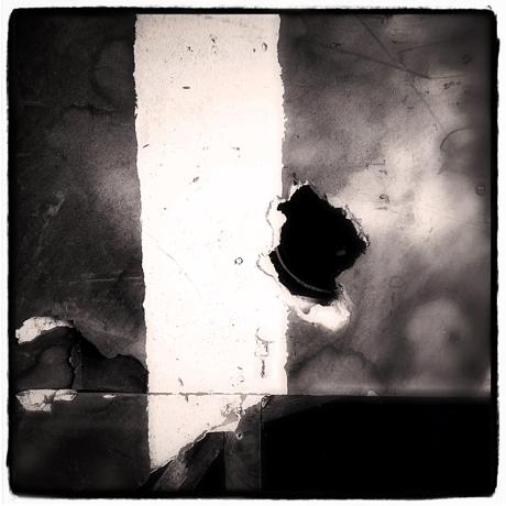 Garage Abstract Blog iDiarist
