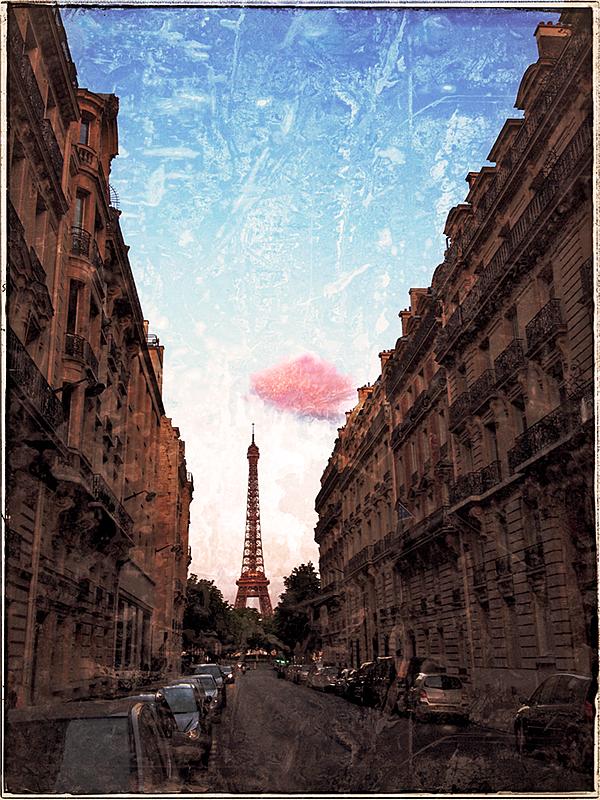 Eiffel Tower #6 Blog iDiarist