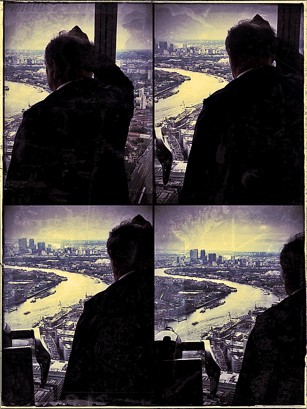 View from Shard #1 Blog iDiarist