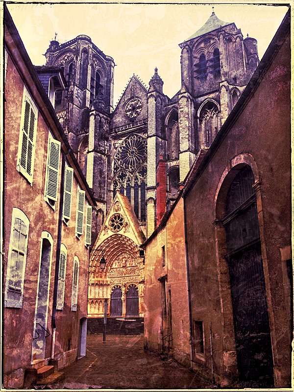 Bourges Cathedral Blog iDiarist