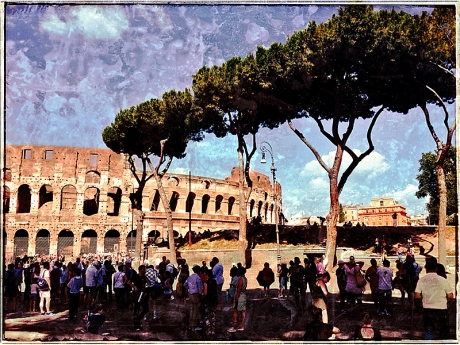 Coliseum Blog iDiarist