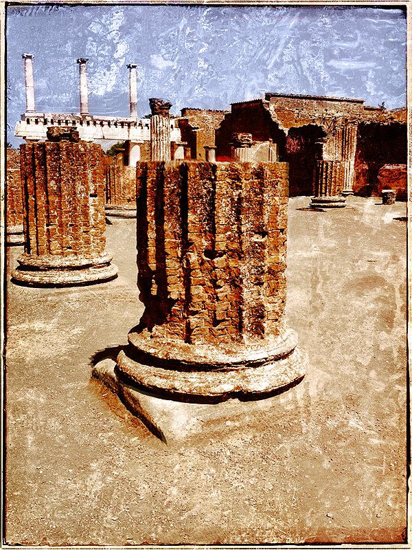 Forum at Pompei Blog iDiarist