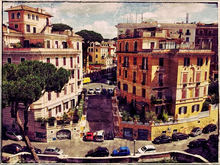 Rome iDiarist Blog