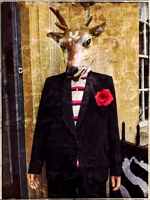 Stag in Bath Blog iDiarist