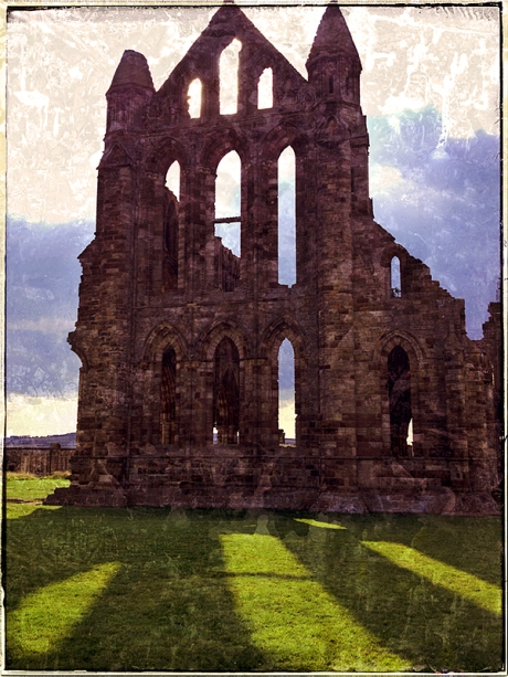 Abbey at Whitby Blog iDiarist