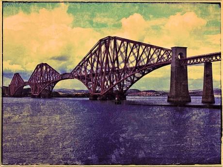 Forth Rail Bridge Blog iDiarist
