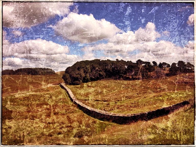 Hadrian's Wall Blog iDiarist