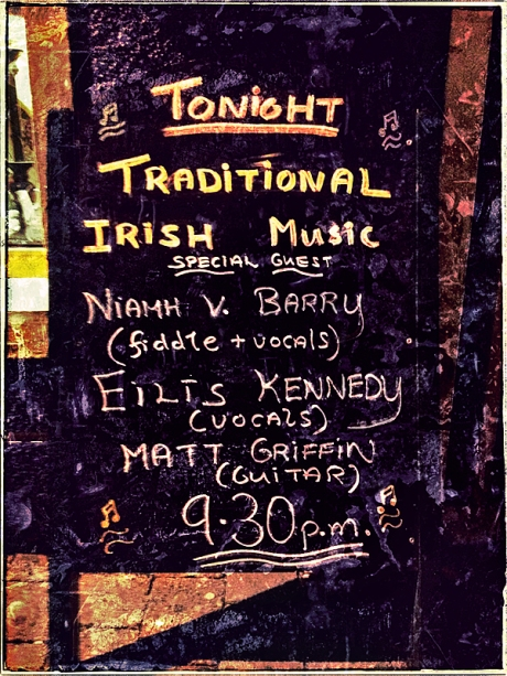 Irish Music Tonight Blog iDiarist