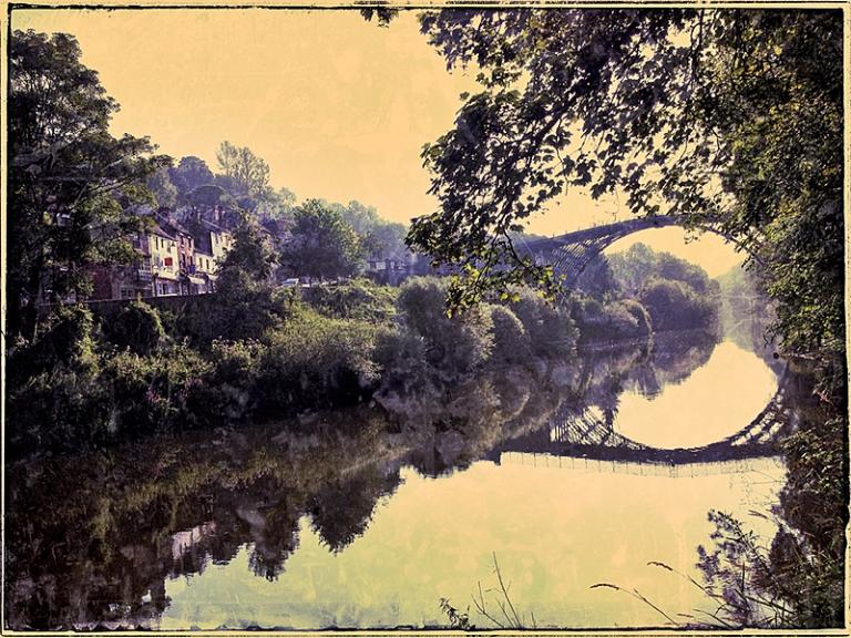 Irongeorge Bridge #2 Blog iDiarist