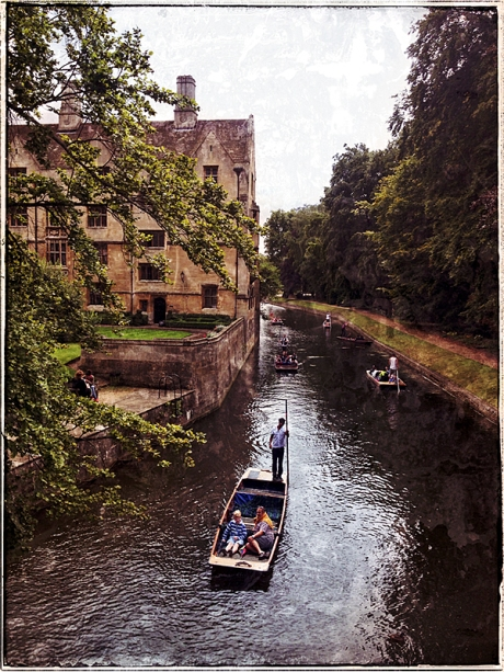 Punting on the Cam Blog iDiarist