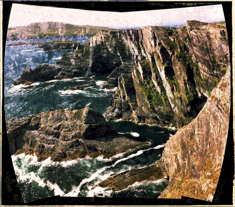 Ring of Kerry Cliffs Blog iDiarist
