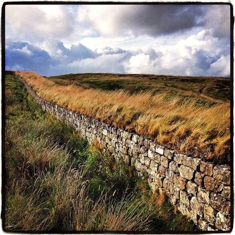 Hadrian's Wall #2 Blog iDiarist