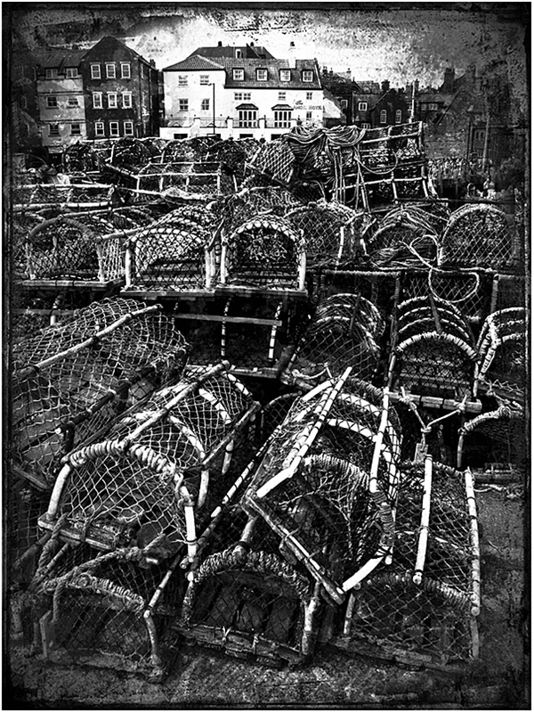 Lobster Traps at Whitby Blog iDiarist
