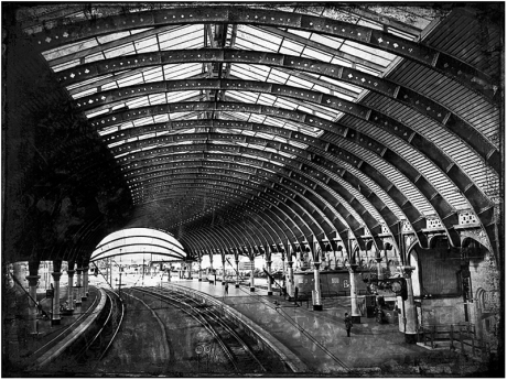 York Train Station Blog iDiarist