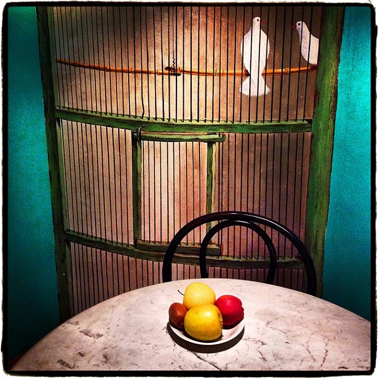 Bowl of Fruit Blog iDiarist