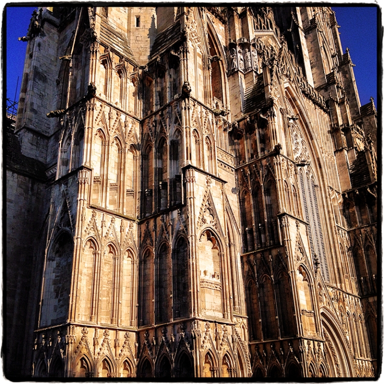 York Minster Blog iDiarist