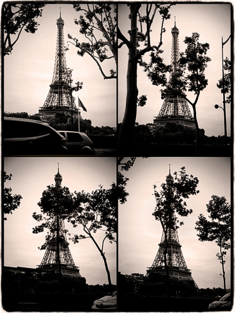 Eiffel Tower X4 #8 Blog iDiarist