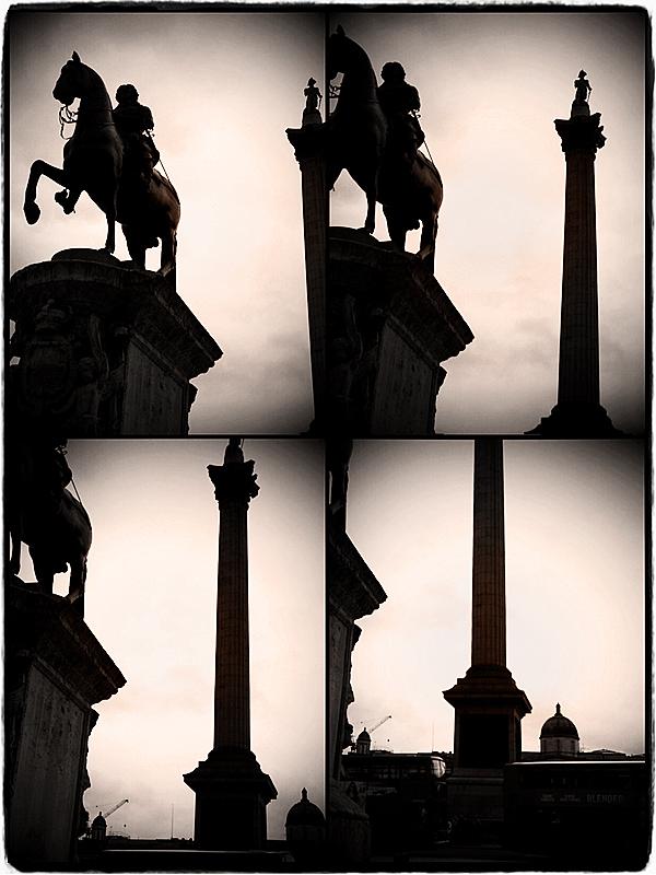 Trafalgar Square #3 Blog iDiarist