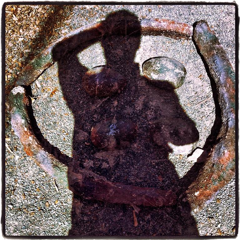 Shadow Man #3 Blog iDiarist
