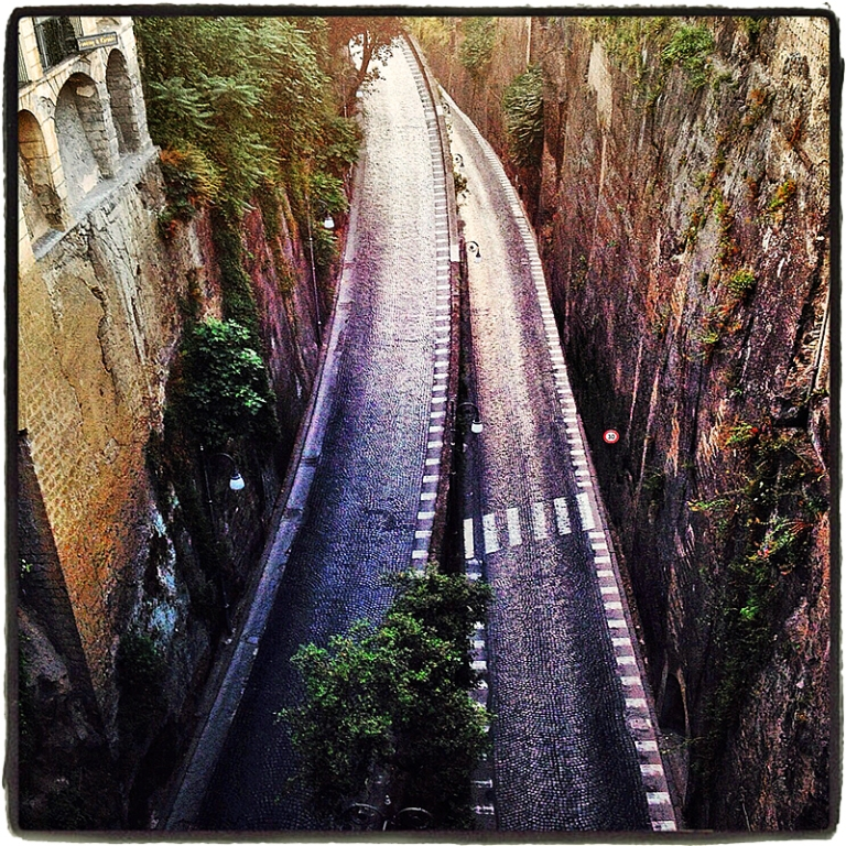 Highway to Beach at Sorrento Blog iDiarist