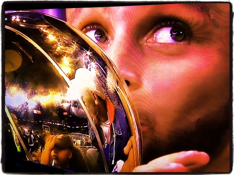 Curry Kissing The Holy Grail Blog iDiarist