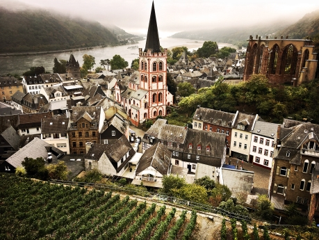Bacharach #1 iDiarist Blog