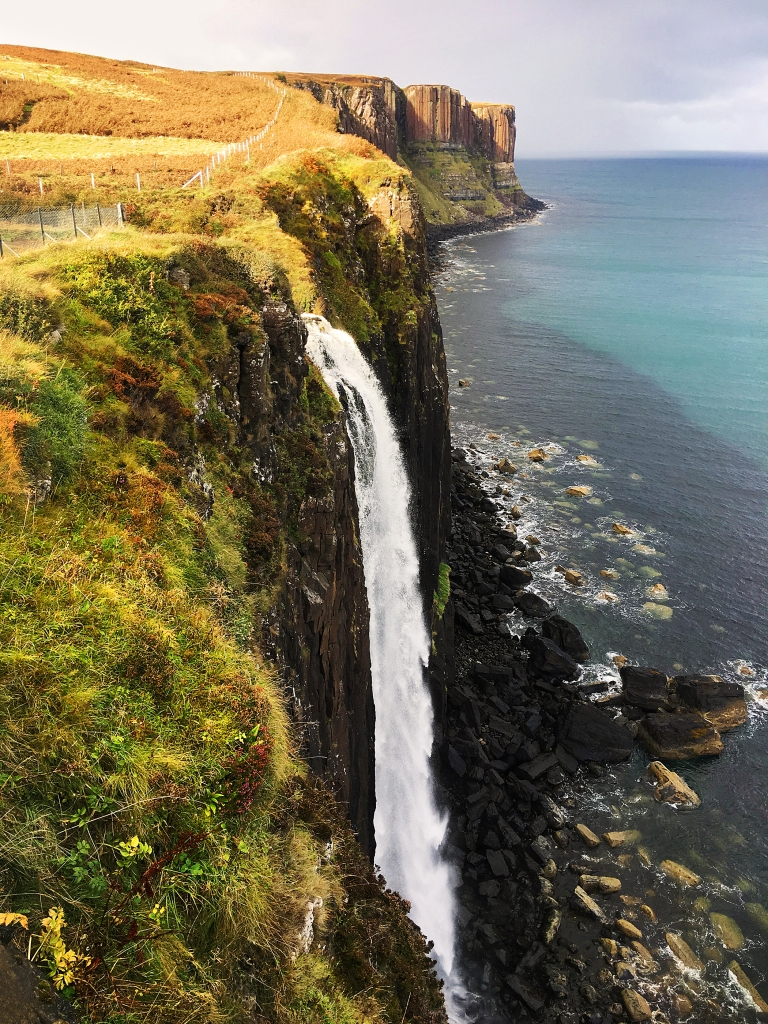 Culnacnot Isle of Skye Color iDiarist Blog
